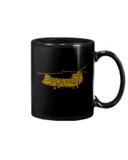 AIRPLANE GIFTS  - CH47 CHINOOK MILITARY HELICOPTER Mug thumbnail