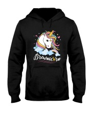 CRAFT BEER BREWERY BREWNICORN  Hooded Sweatshirt thumbnail