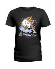 CRAFT BEER BREWERY BREWNICORN  Ladies T-Shirt front