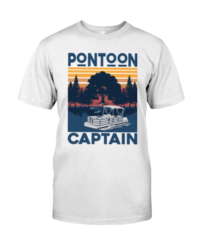 Pontoon Gifts For Pontoon Captain