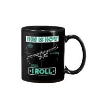 PILOT GIFT - THIS IS HOW I ROLL Mug thumbnail
