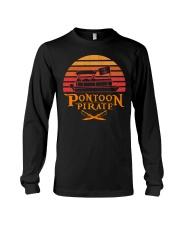 PONTOON LOVER - PONTOON PIRATE Long Sleeve Tee thumbnail