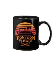 PONTOON LOVER - PONTOON PIRATE Mug thumbnail
