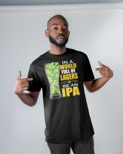 BREWERY CLOTHING - BE AN IPA Classic T-Shirt apparel-classic-tshirt-lifestyle-front-32