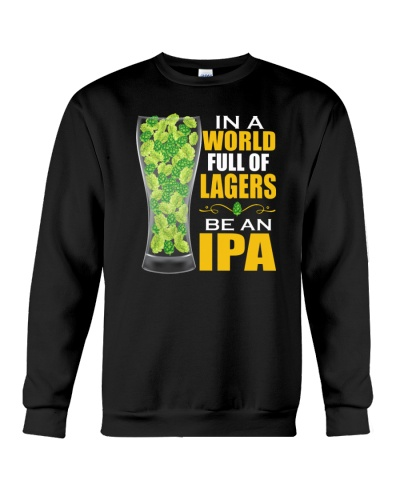 BREWERY CLOTHING - BE AN IPA