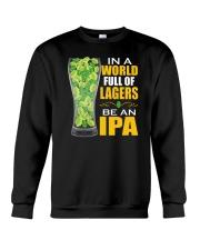 BREWERY CLOTHING - BE AN IPA Crewneck Sweatshirt thumbnail