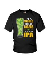 BREWERY CLOTHING - BE AN IPA Youth T-Shirt thumbnail
