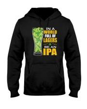BREWERY CLOTHING - BE AN IPA Hooded Sweatshirt thumbnail