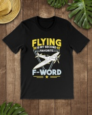 AVIATION RELATED GIFT - MY FAVOURITE Classic T-Shirt lifestyle-mens-crewneck-front-18