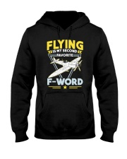 AVIATION RELATED GIFT - MY FAVOURITE Hooded Sweatshirt thumbnail