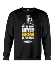 CRAFT BREWERY - BREW IT YOURSELF Crewneck Sweatshirt thumbnail