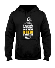 CRAFT BREWERY - BREW IT YOURSELF Hooded Sweatshirt thumbnail