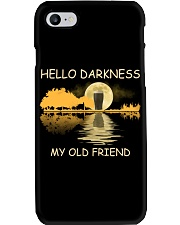 RETRO BEER - HELLO DARKNESS MY OLD FRIEND Phone Case thumbnail