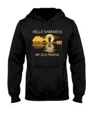 RETRO BEER - HELLO DARKNESS MY OLD FRIEND Hooded Sweatshirt thumbnail
