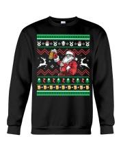 B - SANTA Crewneck Sweatshirt thumbnail