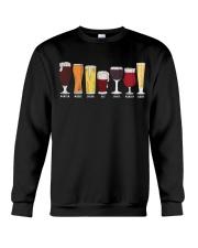 BEER BREWERY TYPES BEER SHOP Crewneck Sweatshirt thumbnail