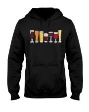 BEER BREWERY TYPES BEER SHOP Hooded Sweatshirt thumbnail