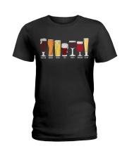 BEER BREWERY TYPES BEER SHOP Ladies T-Shirt thumbnail