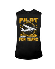 PILOT GIFTS - SOCIAL DISTANCE TRAINING FOR YEARS Sleeveless Tee thumbnail
