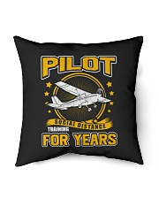 """PILOT GIFTS - SOCIAL DISTANCE TRAINING FOR YEARS Indoor Pillow - 16"""" x 16"""" thumbnail"""