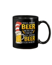 BEER ME- DRINK EVERYWHERE Mug thumbnail
