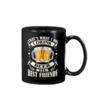 CRAFT BEER LOVER - DRINK BEER WITH BEST FRIENDS Mug thumbnail