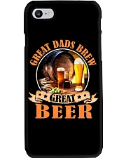 BREWERY CLOTHING - GREAT DADS BREW GREAT BEER Phone Case thumbnail