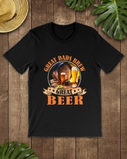 BREWERY CLOTHING - GREAT DADS BREW GREAT BEER Classic T-Shirt lifestyle-mens-crewneck-front-18