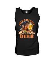 BREWERY CLOTHING - GREAT DADS BREW GREAT BEER Unisex Tank thumbnail