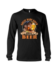 BREWERY CLOTHING - GREAT DADS BREW GREAT BEER Long Sleeve Tee thumbnail