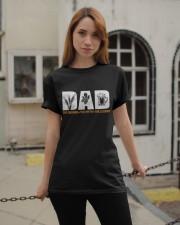 B - DAD Classic T-Shirt apparel-classic-tshirt-lifestyle-19
