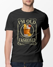 I'M OLD FASHIONED Classic T-Shirt lifestyle-mens-crewneck-front-13