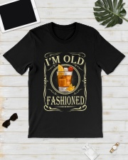 I'M OLD FASHIONED Classic T-Shirt lifestyle-mens-crewneck-front-17