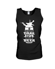 DARK SIDE Unisex Tank thumbnail