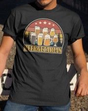 BREWERY MERCHANDISE - BEERGETARIAN Classic T-Shirt apparel-classic-tshirt-lifestyle-28
