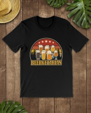 BREWERY MERCHANDISE - BEERGETARIAN Classic T-Shirt lifestyle-mens-crewneck-front-18