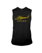 AVIATION LOVERS - AGUSTA AW139 ALPHABET Sleeveless Tee thumbnail
