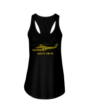 AVIATION LOVERS - AGUSTA AW139 ALPHABET Ladies Flowy Tank thumbnail