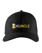 OLD FASHIONED DRINK DRUNCLE BEST BEER Embroidered Hat thumbnail
