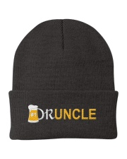 OLD FASHIONED DRINK DRUNCLE BEST BEER Knit Beanie thumbnail