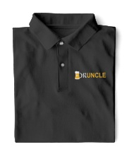 OLD FASHIONED DRINK DRUNCLE BEST BEER Classic Polo front