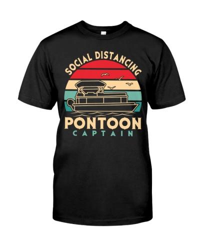 PONTOON GIFT - SOCIAL DISTANCING PONTOON CAPTAIN
