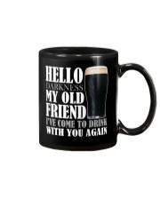RETRO BEER - HELLO DARKNESS Mug thumbnail