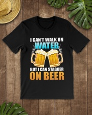 CRAFT BEER LOVER - STAGGER ON BEER Classic T-Shirt lifestyle-mens-crewneck-front-18