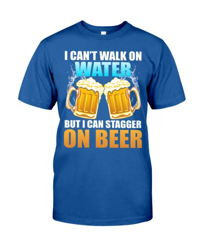 CRAFT BEER LOVER - STAGGER ON BEER
