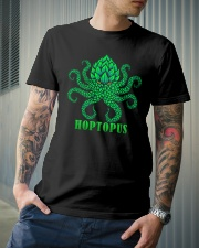 BREWERY MERCHANDISE - HOPTOPUS Classic T-Shirt lifestyle-mens-crewneck-front-6