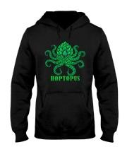 BREWERY MERCHANDISE - HOPTOPUS Hooded Sweatshirt thumbnail