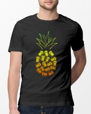 BREWERY MERCHANDISE - PINEAPPLE BEER Classic T-Shirt lifestyle-mens-crewneck-front-13