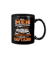 PONTOON BOAT GIFT - ALL MEN Mug thumbnail