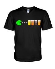 B - HOPMAN V-Neck T-Shirt thumbnail